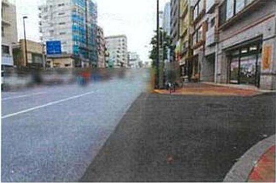 店舗・事務所・その他-江東区亀戸2丁目 前面道路(蔵前橋通り)