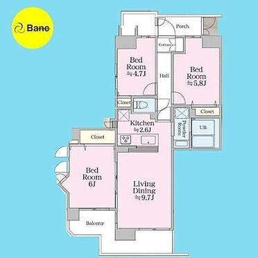 中古マンション-横浜市中区花咲町3丁目 資料請求、ご内見ご希望の際はご連絡下さい。