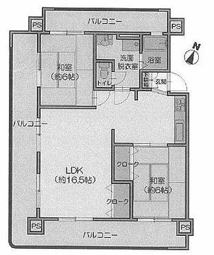 マンション(建物一部)-葛飾区青戸4丁目 間取り