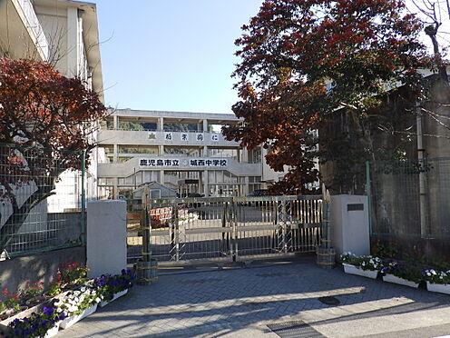 マンション(建物全部)-鹿児島市新照院町 城西中学校 徒歩 約8分(約630m)