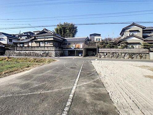 新築一戸建て-豊田市花園町石台 閑静な住宅街に立地しています