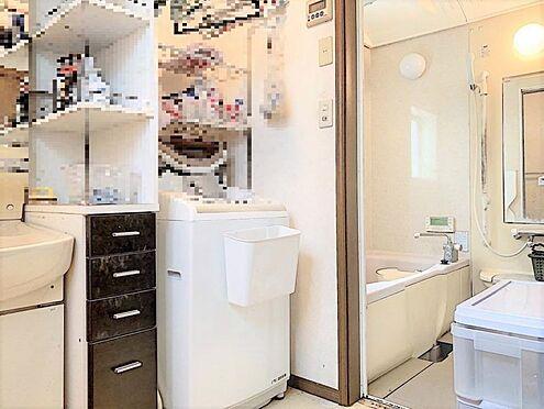 戸建賃貸-刈谷市野田町西田 明るい洗面室です!