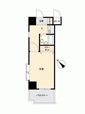 マンション(建物一部)-横浜市南区南吉田町2丁目 間取り