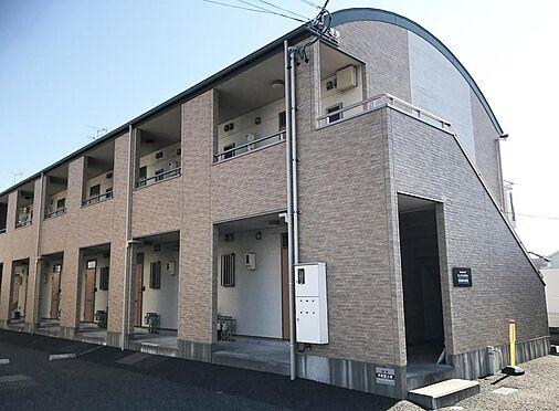 アパート-静岡市駿河区西島 2棟一括売買です。西側建物2 12戸