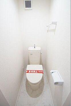 アパート-川崎市幸区戸手3丁目 トイレ