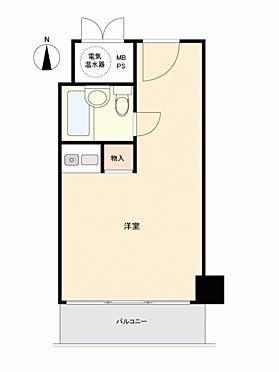 中古マンション-大阪市中央区西心斎橋1丁目 間取り