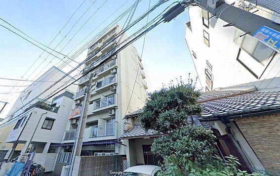マンション(建物一部)-大阪市平野区平野本町2丁目 外観