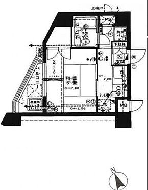 マンション(建物一部)-杉並区高井戸東4丁目 間取り