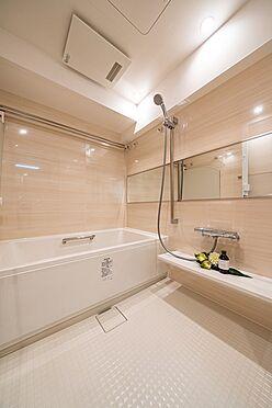 中古マンション-港区芝浦4丁目 浴室乾燥機付浴室