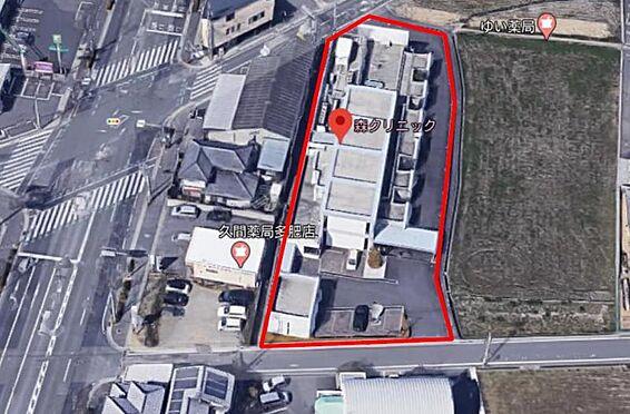 店舗(建物全部)-高松市多肥下町 間取り