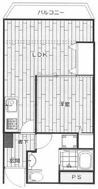 マンション(建物一部)-文京区千石4丁目 間取り