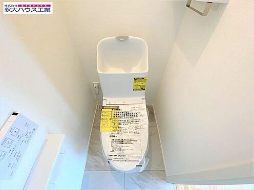 戸建賃貸-仙台市青葉区上愛子字車 トイレ
