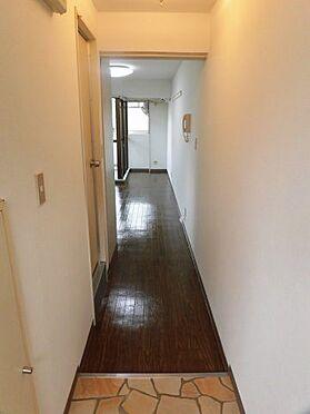 中古マンション-新宿区戸山1丁目 玄関