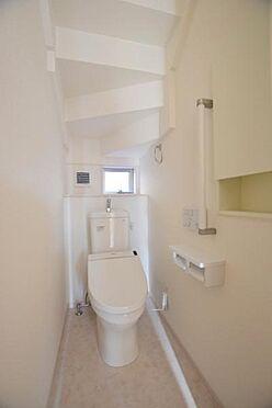 新築一戸建て-富谷市とちの木1丁目 トイレ