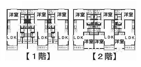 アパート-入間市大字寺竹 外観