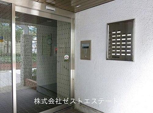 マンション(建物一部)-神戸市東灘区住吉南町2丁目 防犯性を高めるオートロック完備