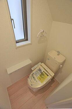 新築一戸建て-名取市手倉田字諏訪 トイレ