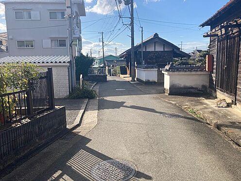 アパート-和泉市東阪本町 前面道路3.5〜3.7m