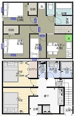 アパート-新宿区北新宿1丁目 間取り