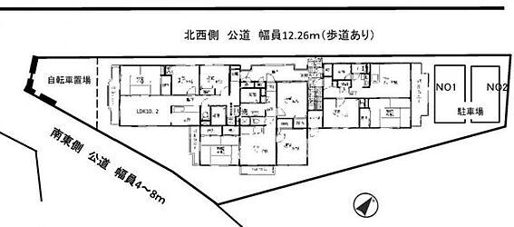 マンション(建物全部)-江戸川区東小松川4丁目 メゾン17・ライズプランニング