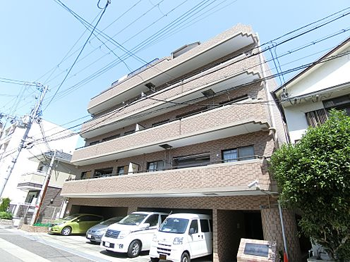区分マンション-神戸市中央区神若通6丁目 現地外観写真