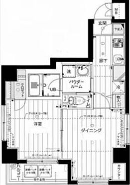 マンション(建物一部)-台東区西浅草2丁目 間取り