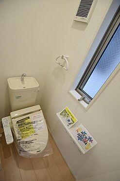新築一戸建て-仙台市宮城野区小田原3丁目 トイレ