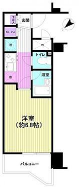 マンション(建物一部)-板橋区若木2丁目 間取り