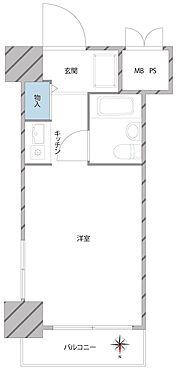 マンション(建物一部)-横浜市鶴見区市場富士見町 オーナーチェンジ(賃貸人付き収益物件)月額収入51000円、、表面利回り約8.74パーセント