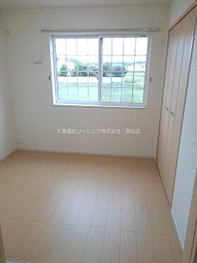 アパート-新居浜市瀬戸町 101号室仕様
