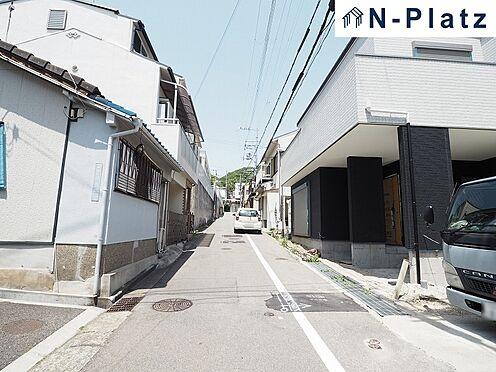 戸建賃貸-神戸市兵庫区夢野町4丁目 外観