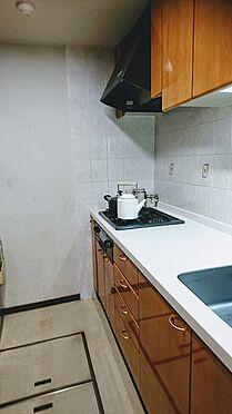 中古マンション-稲城市若葉台4丁目 調理台が広く使いやすいです