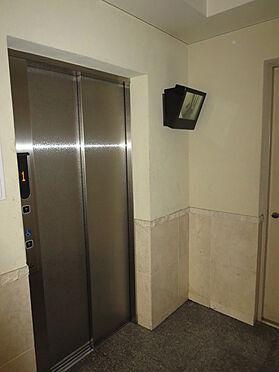 マンション(建物一部)-大阪市中央区島之内1丁目 セキュリティ対策が考慮されたエレベーター
