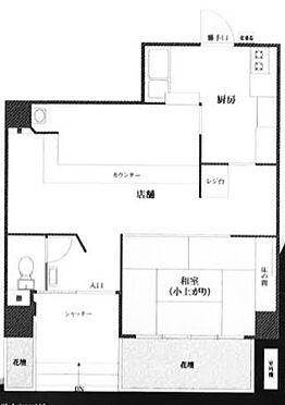 店舗事務所(建物一部)-練馬区豊玉中2丁目 間取り