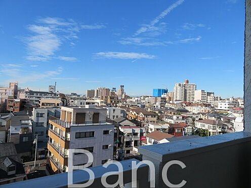 中古マンション-世田谷区松原1丁目 眺望も良好。