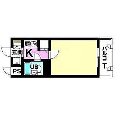 マンション(建物一部)-京都市上京区姥ケ北町 広々とした洋室。