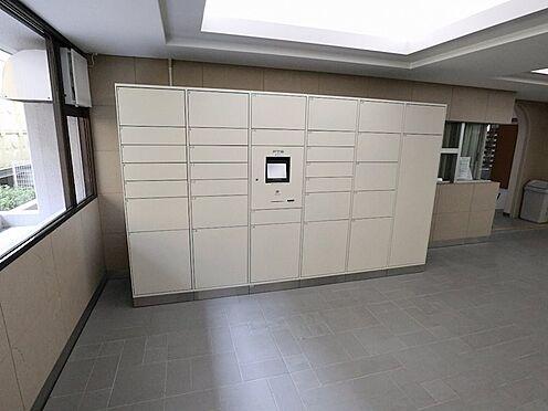 中古マンション-江東区豊洲1丁目 宅配ボックス