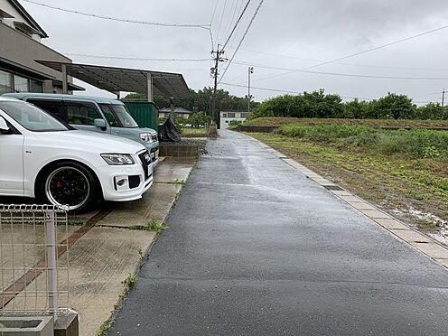 新築一戸建て-豊田市御船町 前面道路の様子です。