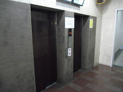 マンション(建物一部)-大阪市中央区瓦屋町2丁目 防犯カメラのあるエレベーター