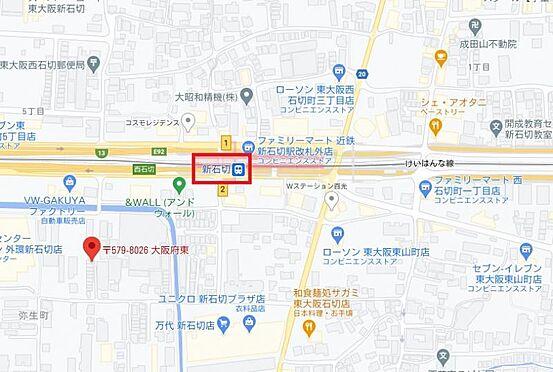 店舗・事務所・その他-東大阪市弥生町 間取り