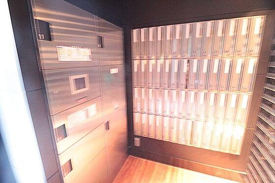 マンション(建物一部)-大阪市中央区上町1丁目 宅配ボックスもあり、便利です。