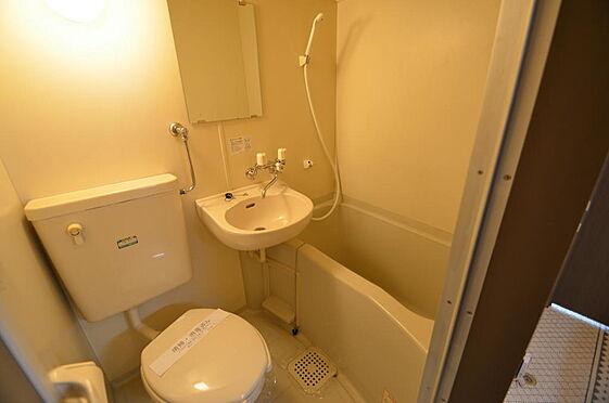 マンション(建物全部)-札幌市東区北三十二条東16丁目 407号室浴室 2021年1月21日撮影