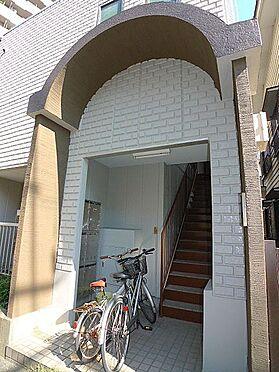 マンション(建物全部)-朝霞市本町2丁目 エントランス
