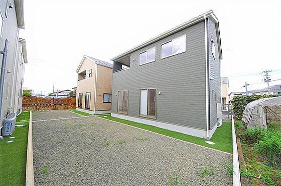 新築一戸建て-角田市梶賀字西 外観
