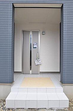 新築一戸建て-塩竈市藤倉3丁目 玄関
