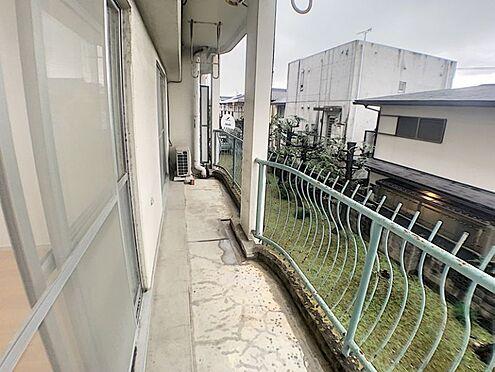 中古マンション-名古屋市昭和区山花町 お洗濯がよく乾く、南向きの陽当たり良好なバルコニー!