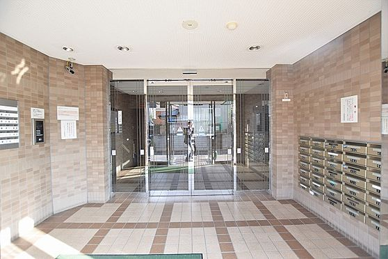 中古マンション-塩竈市花立町 エントランス