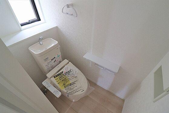 戸建賃貸-一関市関が丘 トイレ
