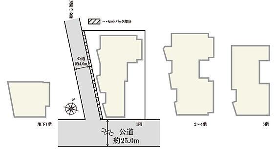 マンション(建物全部)-北区上十条5丁目 間取り