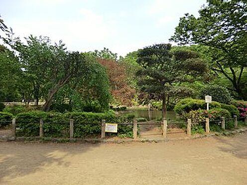マンション(建物一部)-港区西麻布4丁目 周辺環境:有栖川宮記念公園